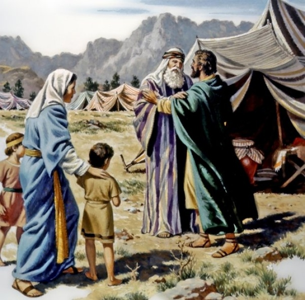 A Man Asks His Wife A Question About Their Son But Is: How Many Sons Did Moses Have?