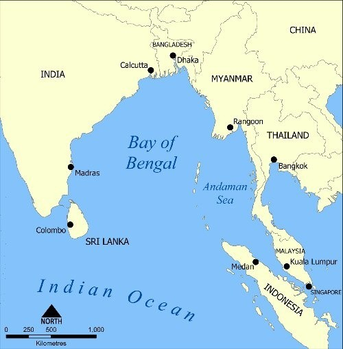 What is the difference between bay gulf and straits quora bay is body of water which is partially surrounded by land with a wide mouth which opens into ocean gumiabroncs Choice Image
