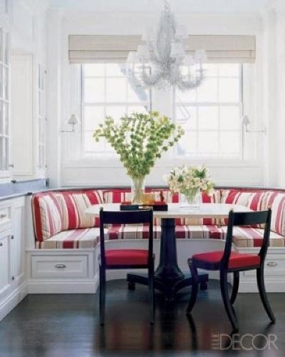 There Are Two Main Benefits To Banquette Style Seating 1 It Allows You Take Advantage Of An Otherwise Awkward Corner Or Windowed Space 2 Its