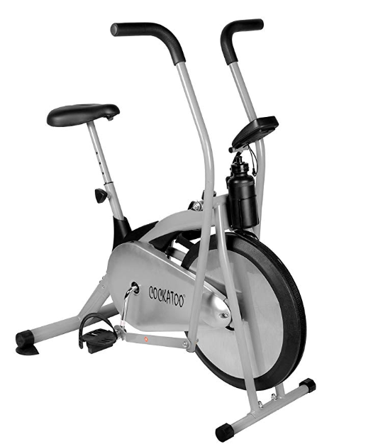 Which is the best upright exercise bike in India with