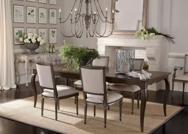 This 7 Piece Table Set Costs $3700 At Pottery Barn (Home Furnishings, Home  Decor, Outdoor Furniture U0026 Modern Furniture)