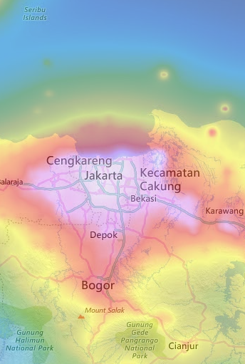 Where is the best place to go stargazing in Jakarta? - Quora