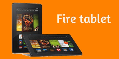 How to import an Amazon Fire tablet from the USA to India