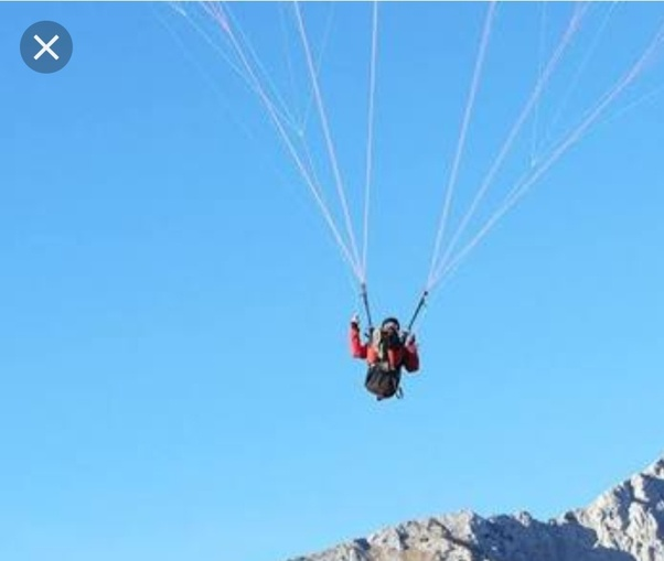 Have you ever been injured from paragliding? - Quora