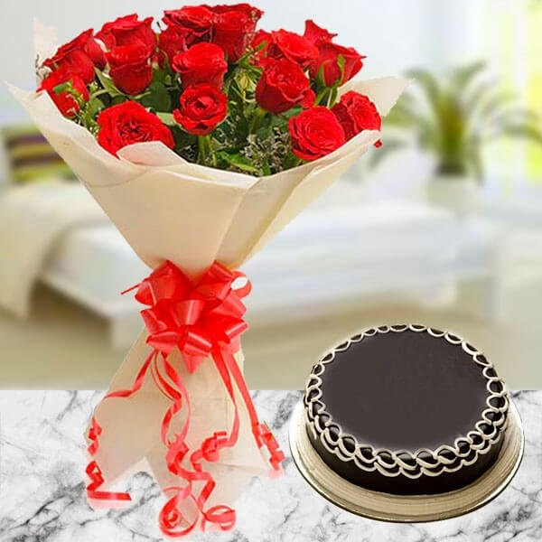 Online Cake And Flower Delivery In Kolkata