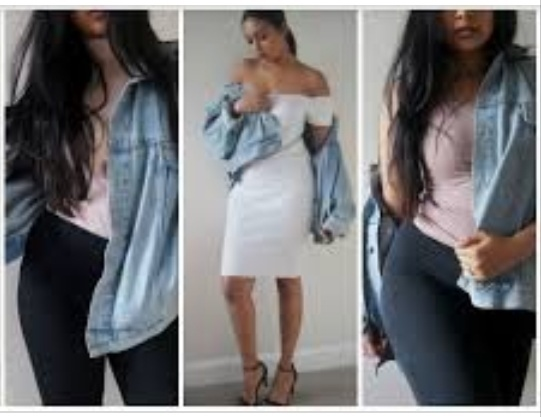 828f21f9d00 How to style my denim jackets - Quora