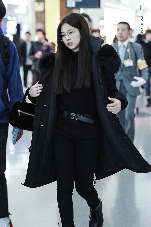 Which K Pop Idol Have The Best Airport Fashion Style Quora