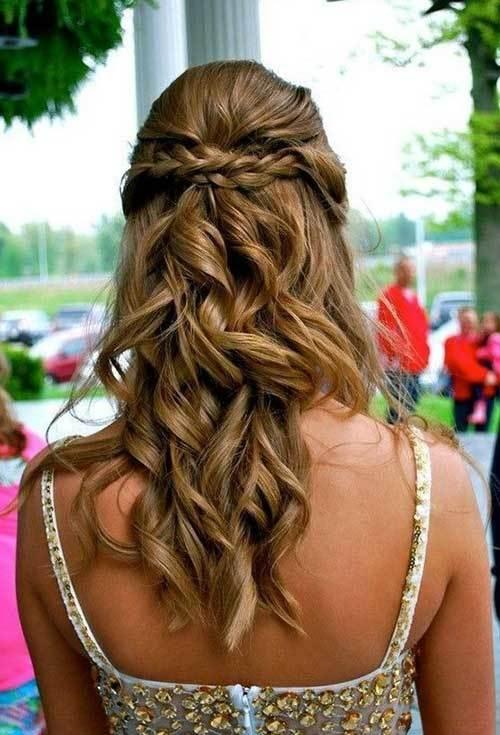 What hairstyles do teenage guys like on girls? - Quora