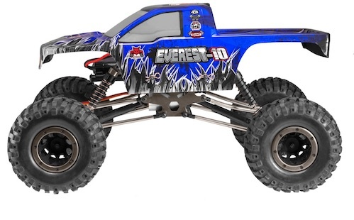 What is a good RC rock crawler I'm new to it? - Quora