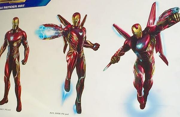 What Were The New Features Of The New Iron Man Suit In