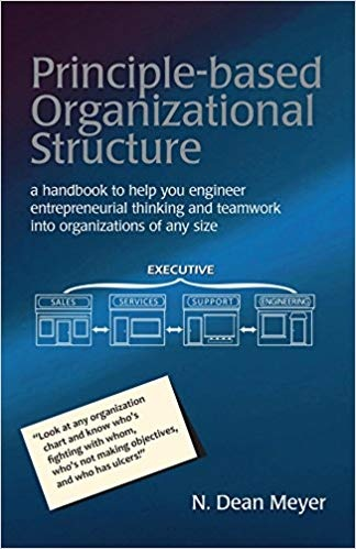 Best books on business structure