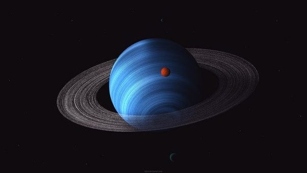 What would happen if the Earth was a gas giant? - Quora