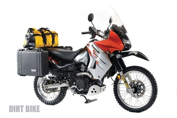 A Long Distance Adventure Style Trip Is Kawasaki Klr 650 Proven Reliable Ful And Comfortable Enough Easy To Maintain