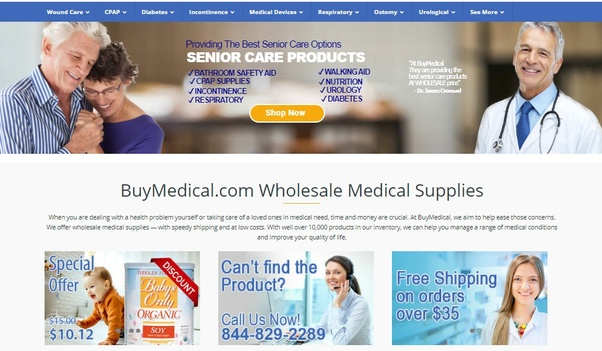 What is the best online medical supply company? - Quora