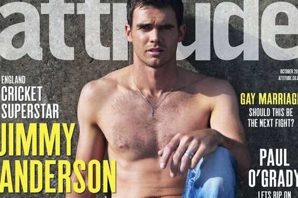 James Anderson British Actor : My Shirtless collection