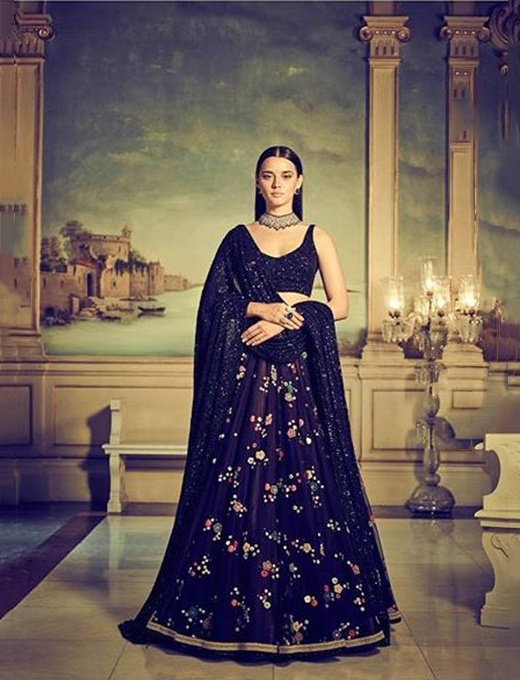 5ef57c85422b Have a look at some of the best collections of lehenga designs crafted from  the house of Sabyasachi.