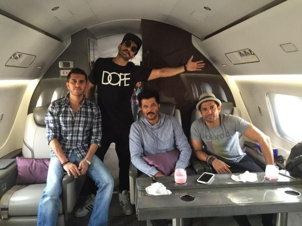 Which bollywood celebrity has his/her own jet? - Quora