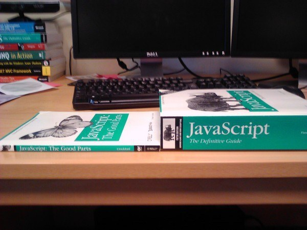 due to the many ways of coding is javascript less frustrating than rh quora com javascript the definitive guide 6th javascript the definitive guide ebook