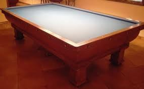 Superbe Billiards Is A Very Specific Game On A Table That Has No Pockets.