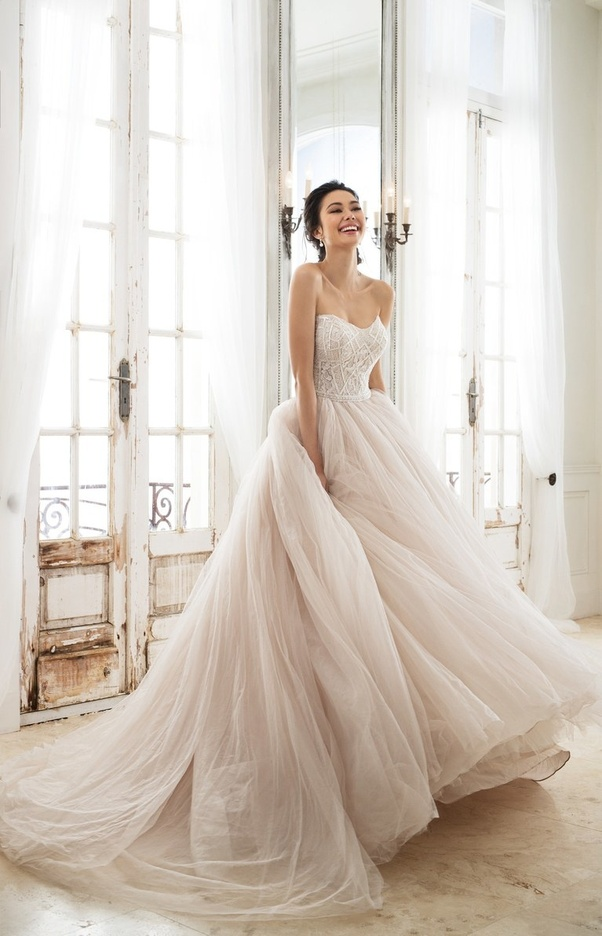 What Is Your Dream Wedding Gown Quora