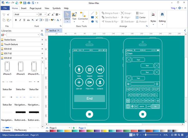 Any mockup apps to wireframe windows desktop applications? - Quora