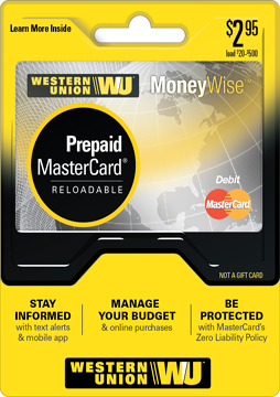 it pretty much allows you to sendreceive money anywhere within the western union network granted the fees would be steep but it does answer your - How To Send Money With A Prepaid Card