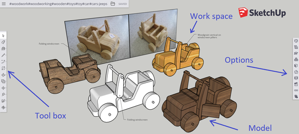 What has been going on with the 3D Warehouse in Google SketchUp of
