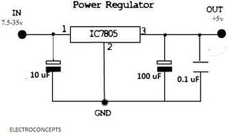 What is your favorite easy-to-build electronic circuit? - Quora Veriable Lm T Resistor Wiring Diagrams on