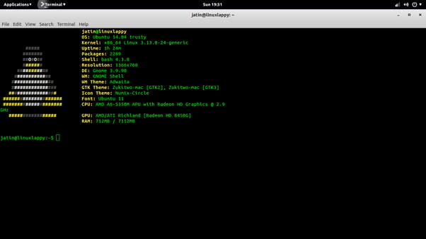 download file from url using terminal linux