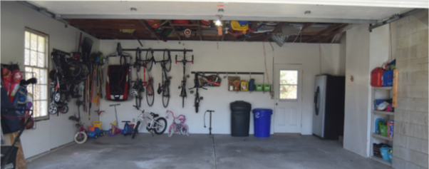 How to organize my garage for parking car, maker projects, and home How To Organize Your Garage on how can i hang my garage shelving, clean your garage, wooden workbench kits for garage, cleaning out your garage, space organizing your garage, organize my garage,