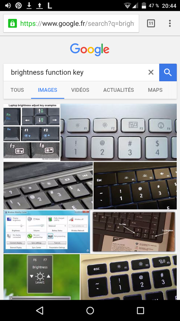How To Brighten Up Your Monitor Screen Using Your Keyboard Quora