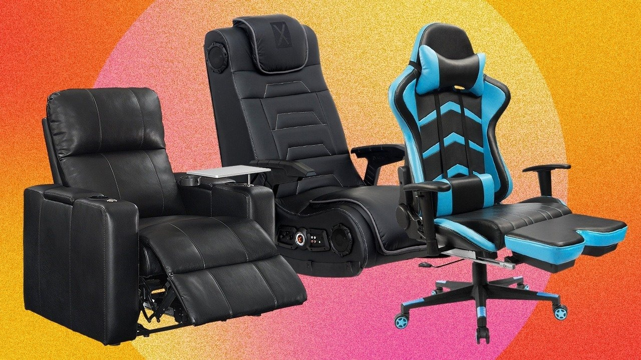Stupendous Does A Gaming Chair Help To Resolve Back Pain Quora Frankydiablos Diy Chair Ideas Frankydiabloscom