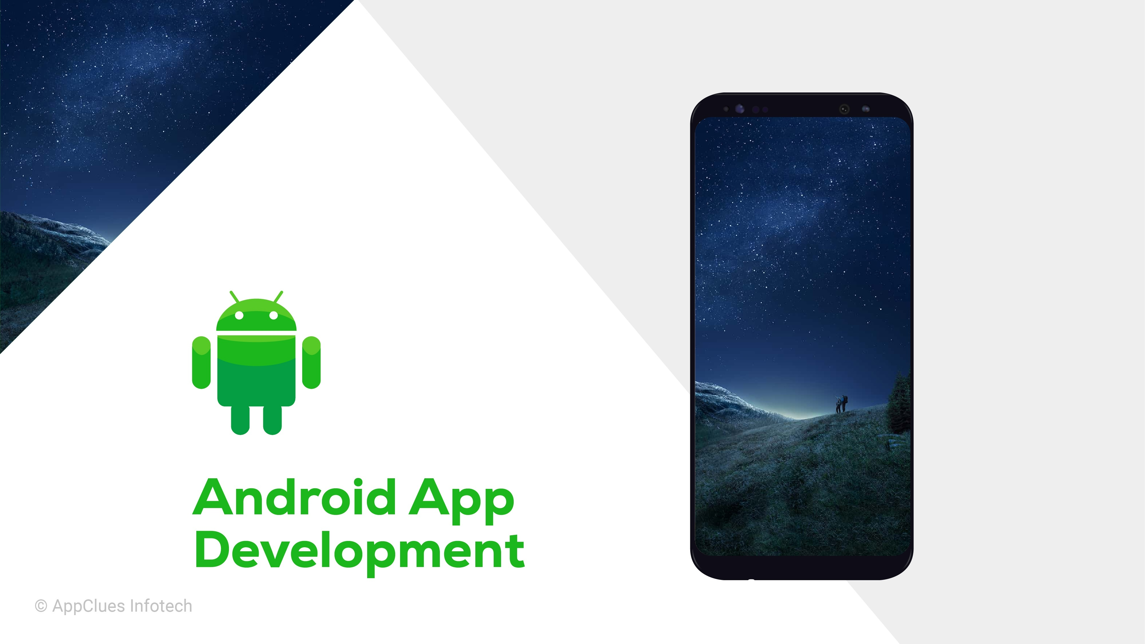 What is the cost of Android app development for an institution