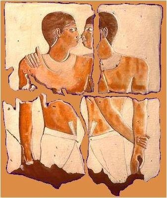 First historical record of homosexuality in japan