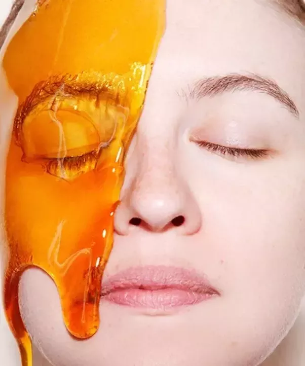 How To Apply Honey On Face Overnight