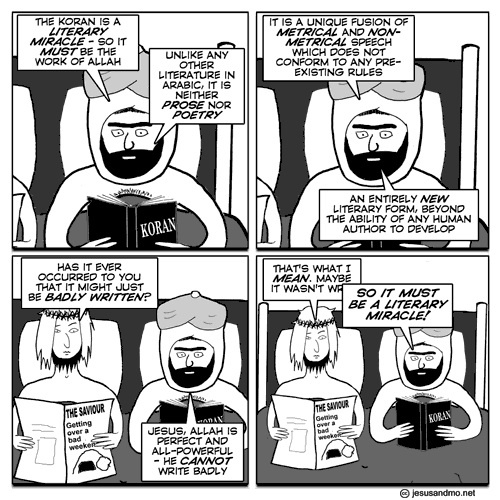 Why do you say that Muhammad is a false prophet when more