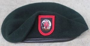 What color is the beret worn by Delta Force? - Quora
