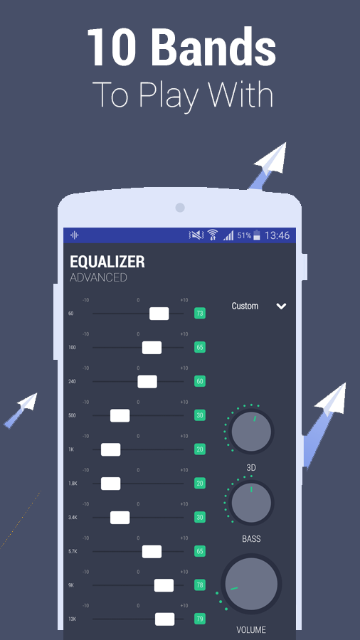Why there is no equalizer option in Spotify for Android? - Quora