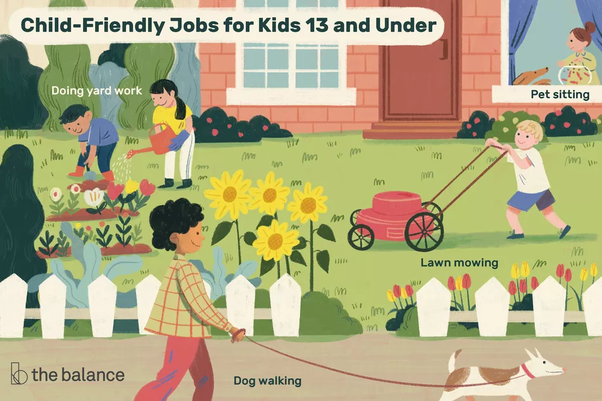 What are the best part-time jobs for children? - Quora