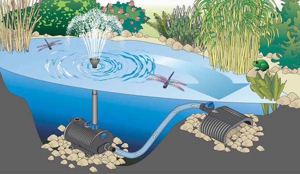 What Is The Best Underwater Filter For Ponds Quora