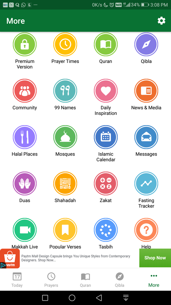 Which is the best Quran app on the Google Play store? - Quora