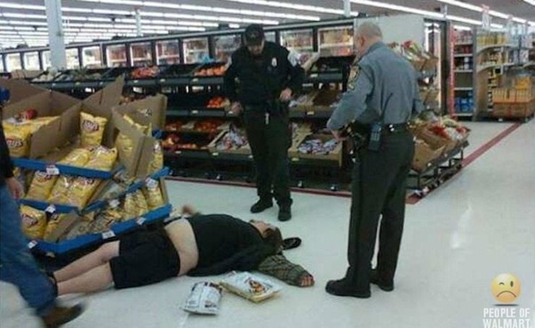 How does Walmart stop stealing at its stores? - Quora