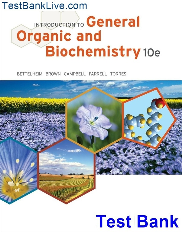 Introduction to general, organic and biochemistry: frederick a.