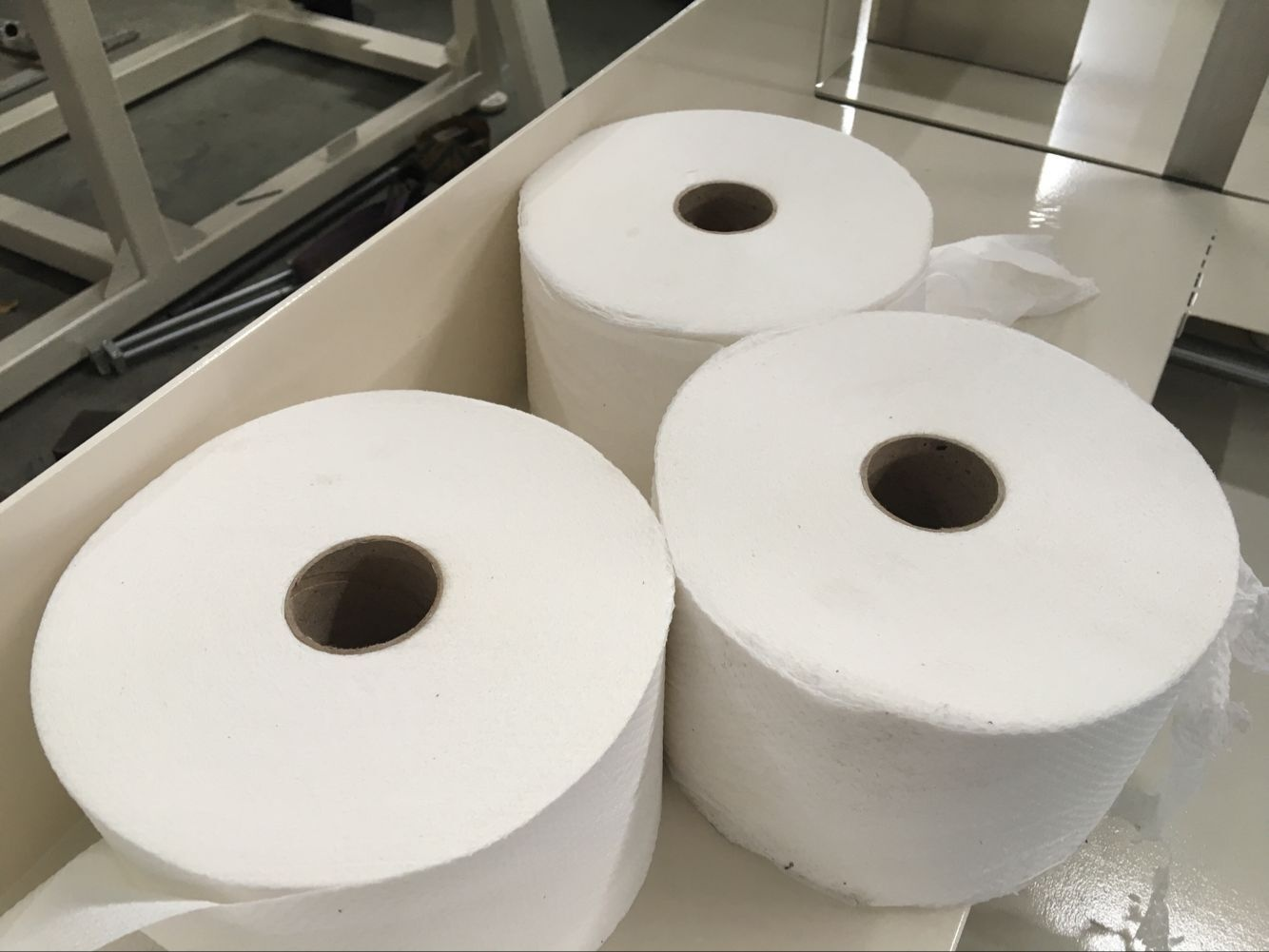 Many Inches Long Is A Toilet Paper Roll