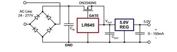 What Ics Can I Use To Convert 230v Ac To 5v Dc Do I Get A