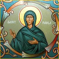 Patron saint of grief