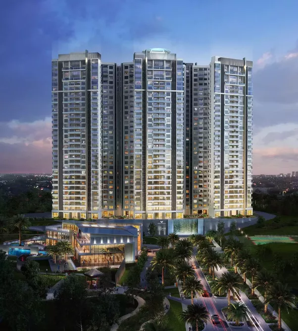 Backed By The Extensive Real Estate Expertise Of Phoenix Mills Across The  Country, One Bangalore West Is A ...