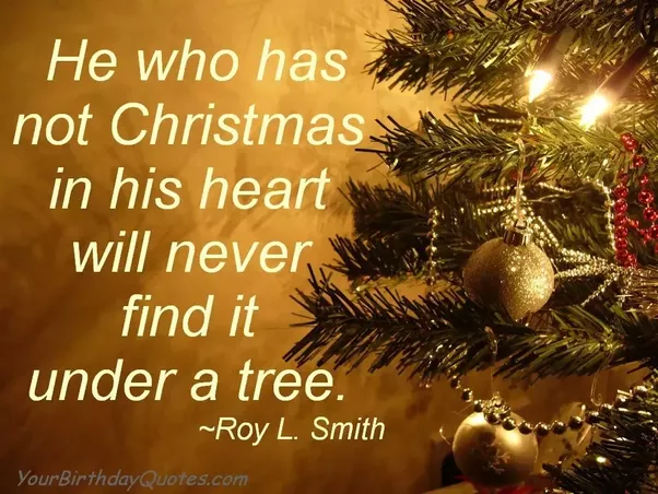 Even If You Are Far Away From Them You Can Share Your Love In The Form Of Christmas  Quotes, ...