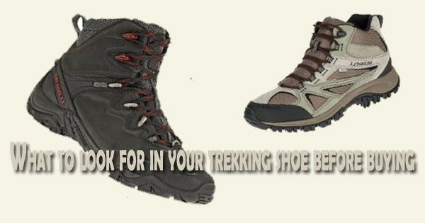 Please Read My Blog Which Shoe To For A Himalayan Trek Get Better Understanding Of How Choose Your And What Look In