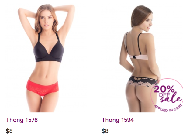Should 10 year old girls wear sexy underwear and bras?